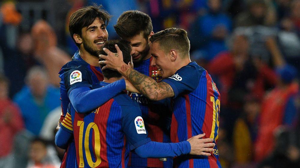 Todos los goles del 7-1 de Barcelona