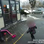 Police under fire for pepper-spraying woman with 3-year-old child