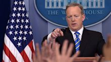 Sean Spicer Selects Jimmy Kimmel For His Late-Night Debut