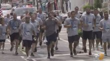 Special Olympics Of New Jersey Torch Run Returns To Jersey City