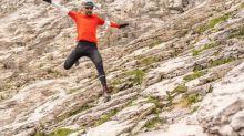 Trail - Grégory Vollet bat le record du monde du double kilomètre vertical en descente