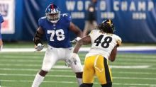 Giants OL Andrew Thomas' stats are alarming compared to other top 2020 NFL Draft O-linemen