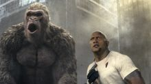 Here's what 'Rampage' star Dwayne Johnson thinks of your video-game curse