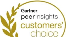 SolarWinds Is Recognized as a November 2019 Gartner Peer Insights Customers' Choice for IT Service Management Tools