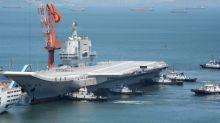 A extraordinária história de como a China conseguiu seu primeiro porta-aviões
