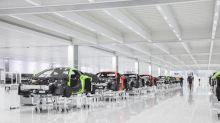 McLaren announce £1 billion investment plan