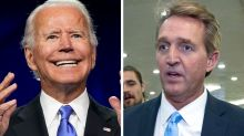 Biden launches counter campaign during RNC