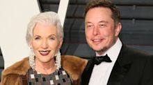 Elon Musk's model mother Maye Musk says he was doing this when he was just 3