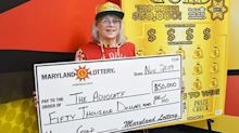 Woman wins lottery scratchie jackpot twice in two months