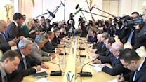 Syrian Foreign Minister arrives in Russia