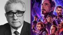 """""""Dejad que me explique"""": por qué las películas de Marvel no son cine para Martin Scorsese"""