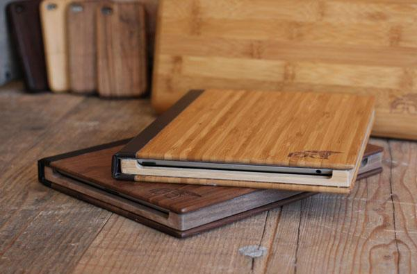 Root Cases launches wood iPad 2 duo, ditches the plastic for $79