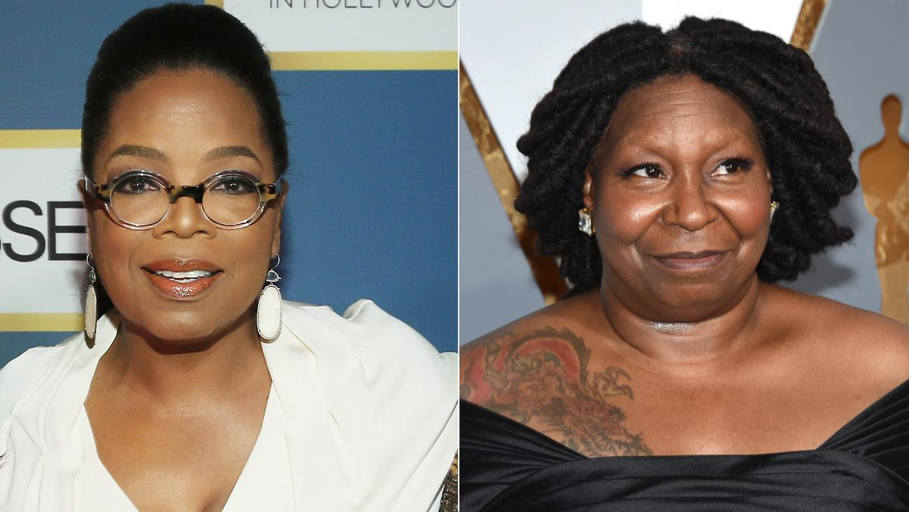Whoopi goldberg reacts to beauty site misidentifying her for Whoopi goldberg tattoo