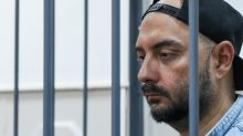 Russia extends house arrest of theatre director Serebrennikov