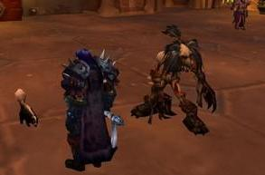 Lichborne: Dual Wielding and Tanking on the 3.1 PTR