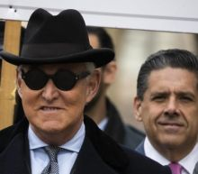 Roger Stone heckled as a 'traitor' at final sentencing after outcry over Trump's influence on his case