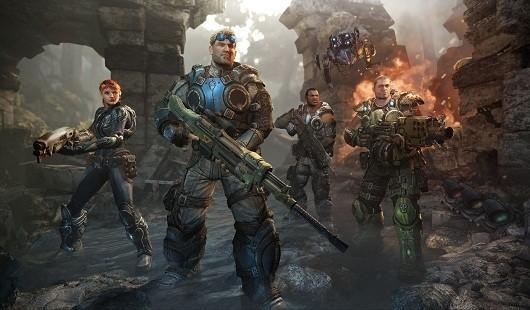 Gears of War art director: 'It's tough to justify' a female lead character