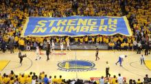 You'll have to loan the Warriors thousands of dollars to buy season tickets at their new arena