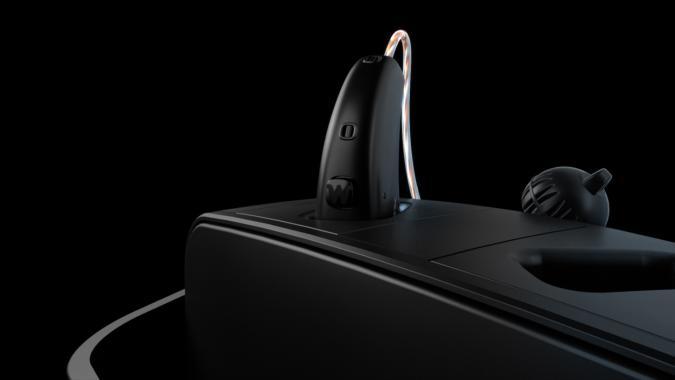 High tech hearing aids