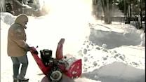 Portland digs out after blizzard