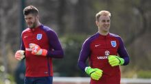 Joe Hart confirmed as England captain for World Cup qualifier against Lithuania
