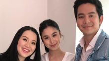 JoshLia feels blessed working with film icons
