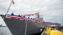U.S. Navy Commissions Littoral Combat Ship 13 (Wichita)