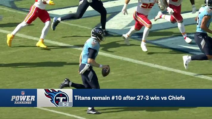 Hanzus: Why Titans are No. 10 in power rankings after big win vs. Chiefs