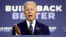 Biden to resume in-person campaigning, vows to debate Trump