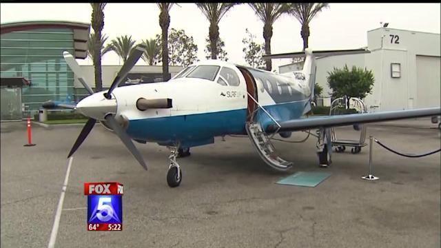 Surf Air Launches Unlimited Flights Along Calif.