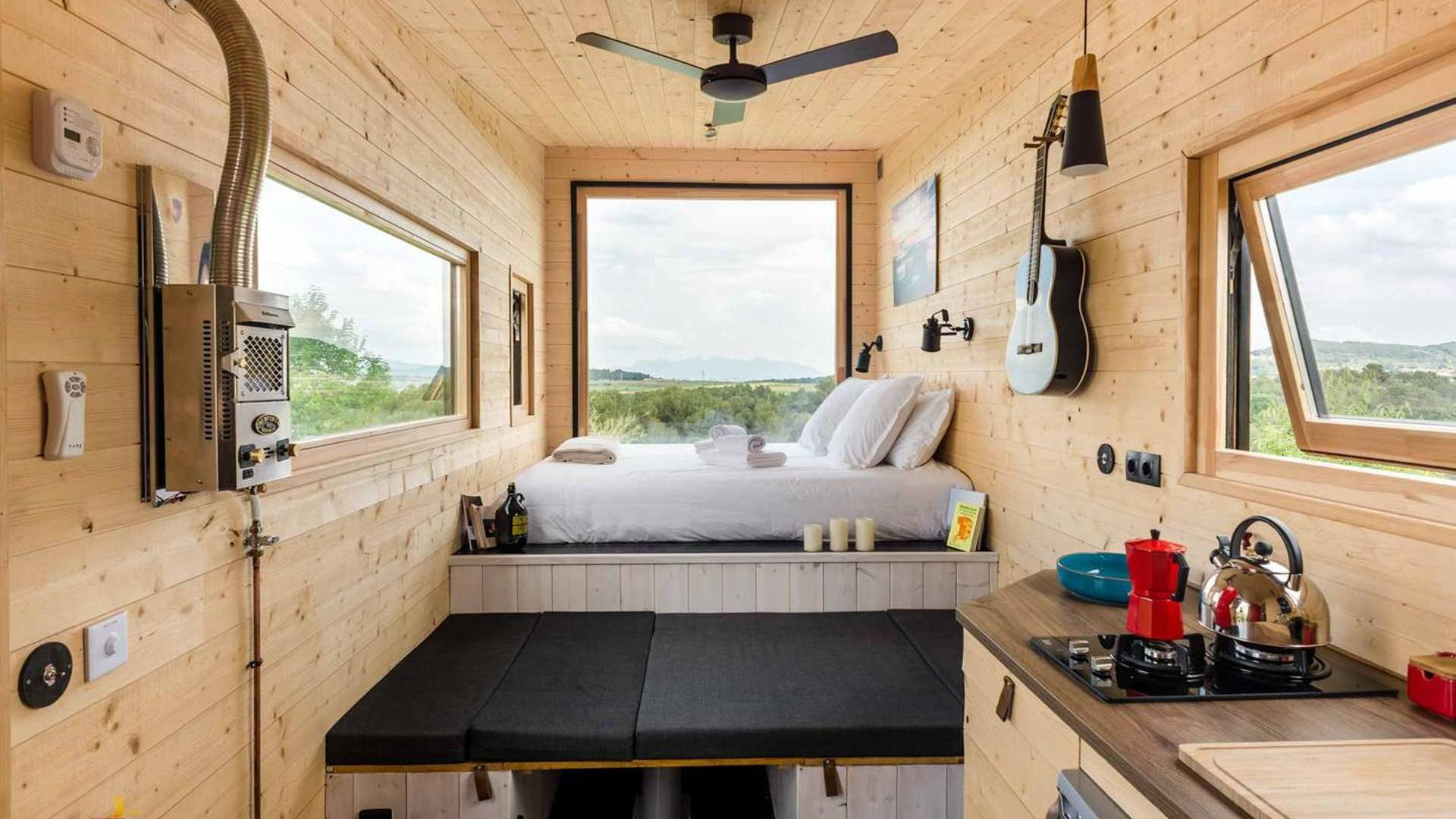 We Found 5 Magical Tiny Homes On Airbnb You Should Book Right Now