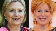 Hillary Clinton Showed Up To Watch 'Hello, Dolly!' And Bette Midler Couldn't Cope