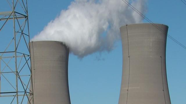 5pm: Perry Nuclear Power Plant godlfish found