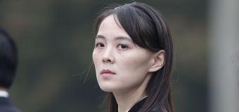 Kim Jong Un's sister warns of rekindled tensions