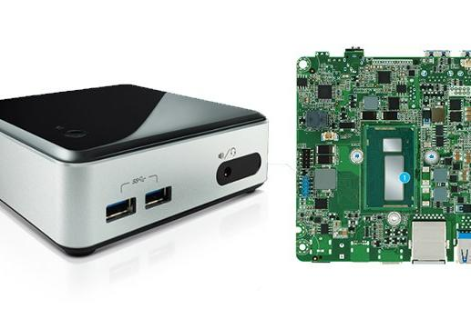 Intel's updated NUC squeezes in Haswell Core-i5, HD 5000 4K graphics