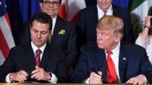 México prevé ratificar el tratado comercial con EEUU y Canadá este año