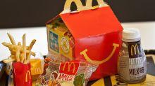 Just how calorific is a McDonald's Happy Meal?
