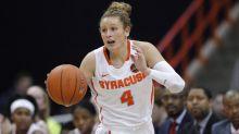 WNBA prospect, Syracuse PG Tiana Mangakahia granted eligibility waiver after breast cancer