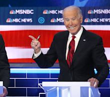 'They like Bernie': Biden says Russia working to prevent him from getting nomination