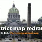 Urged on by Trump, GOP to fight Pennsylvania's district map