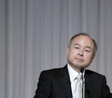 SoftBank Is Targeting Over$10 Billion in Public Investing