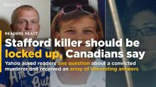 'Siding with a murderer': Canadians aren't happy about Tori Stafford case