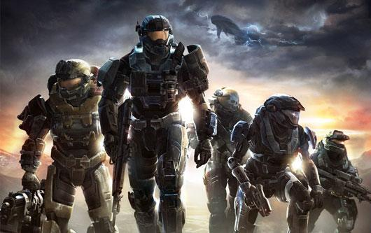 Halo: Reach tops UK charts, Sports Champions takes silver