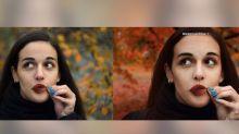 Samsung 遭爆料以單眼相機拍攝照片充當手機景深模式廣告