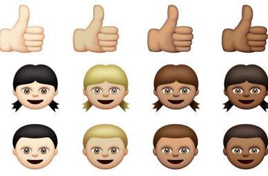 Apple's newest iOS and Mac betas let you use diverse emoji