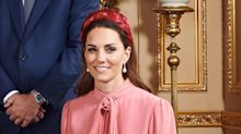 The Touching Way Kate Middleton Paid Tribute to Princess Diana at Archie's Christening
