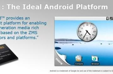 ZiiLabs to demo HD demo for Android at MWC