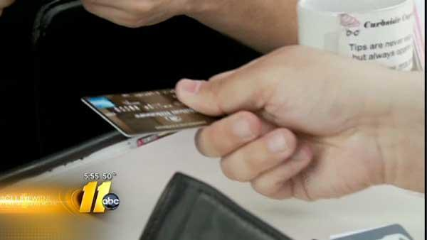 Consumer Alert: Credit card fraud