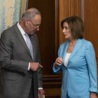Senate passes $4.6B border aid measure; Pelosi seeks talks