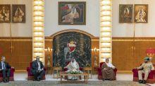Pompeo has closed-door meetings with Bahrain, UAE leaders